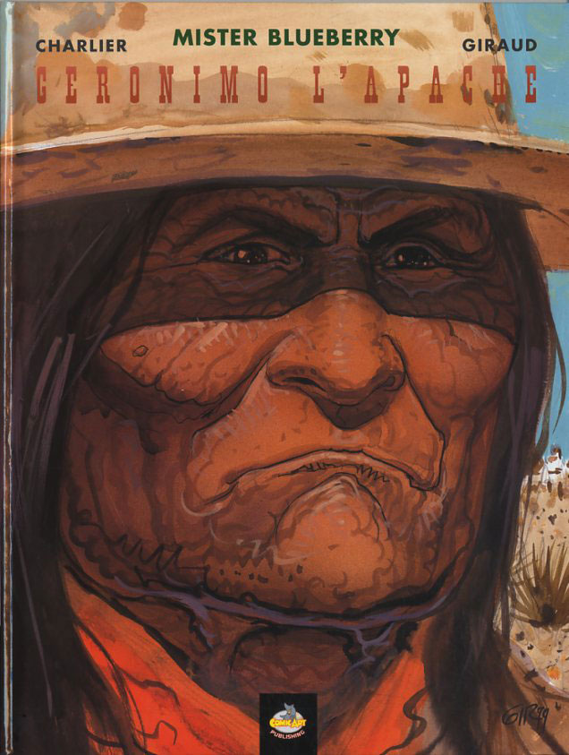 BLUEBERRY - 3 - MISTER BLUEBERRY - 3 - GERONIMO L'APACHE, Alessandro Editore